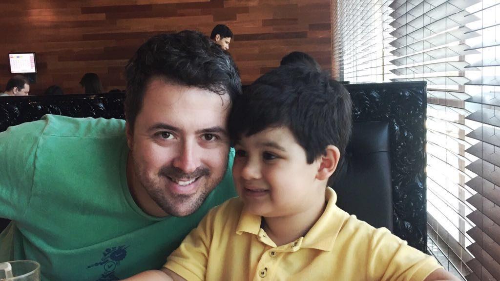 Ronaldo Cohin e Lucas